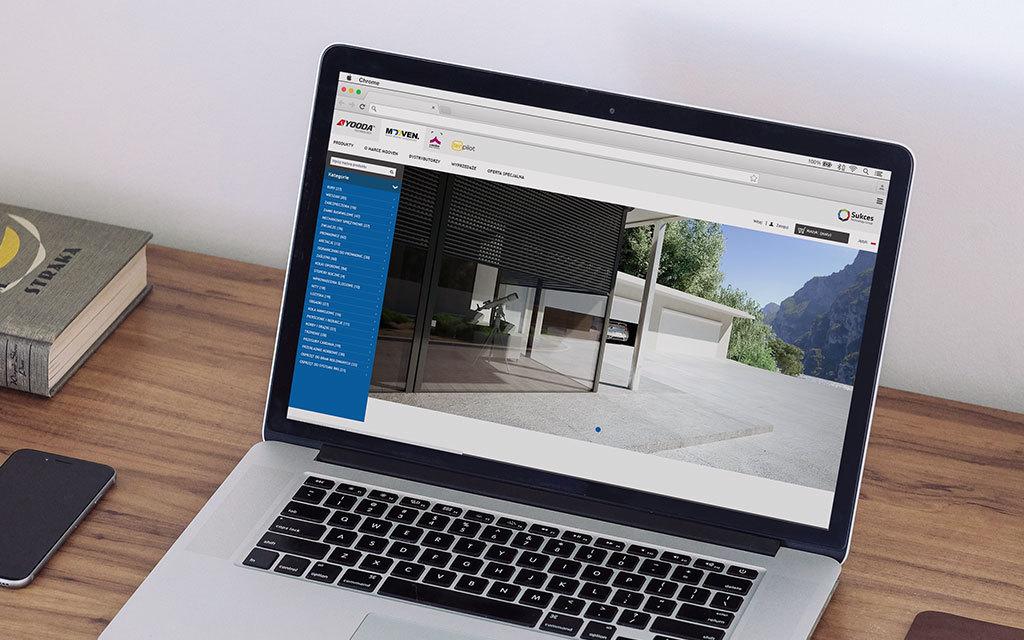 sklep internetowy - agencja 4e - sukces technology 1