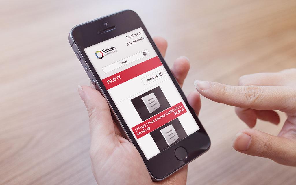 sklep internetowy - agencja 4e - sukces technology 2